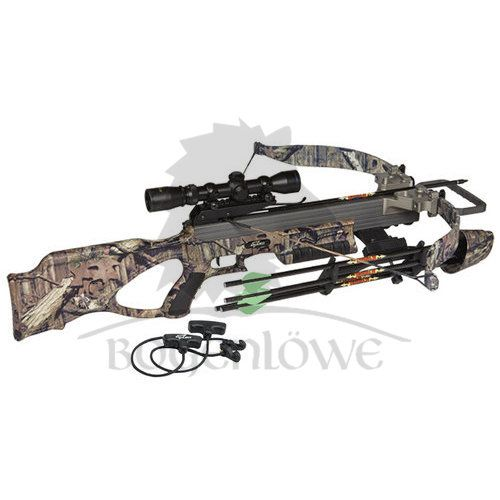 Excalibur Matrix 310 Package 200 Lbs Mossy Oak Dead-Zone Lite Stuff