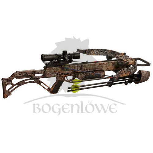 Excalibur Matrix Bulldog 400 Package 280 Lbs Realtree Xtra Tact-Zone Lite Stuff