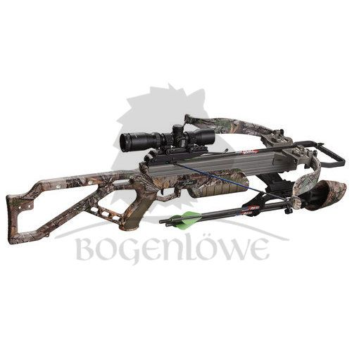Excalibur Micro 315 Package 260 Lbs Realtree Xtra Tact-Zone Lite Stuff