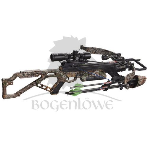 Excalibur Crossbow Matrix 380 Package - Realtree Xtra
