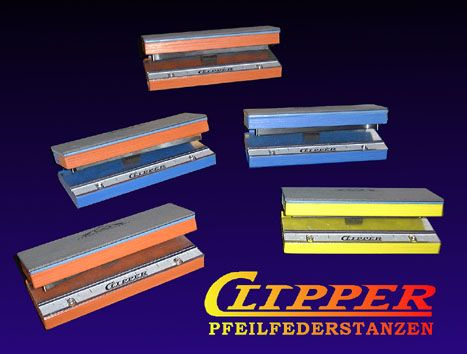 Clipper Pfeilfederstanze
