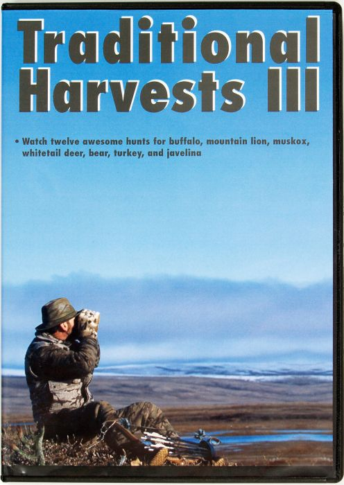 DVD Traditional Harvests III