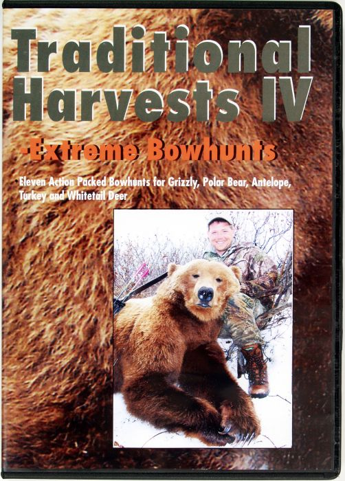 DVD Traditional Harvests IV Extrem Bowhunting