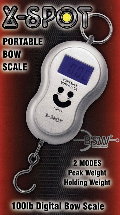 Hand Held Bow Scale